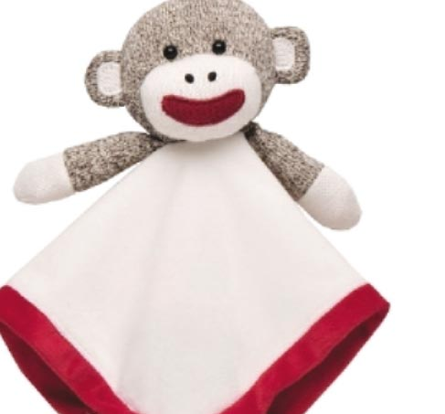 Baby Security Blanket Plush Toy Bub Pals Australia