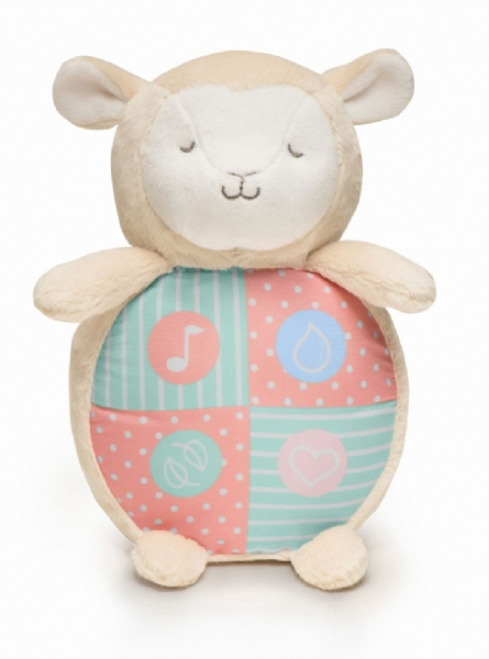 Little Lamb Soft Sounds Soother Bub Pals Australia