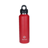 Red Vacuum Insulated Bottle